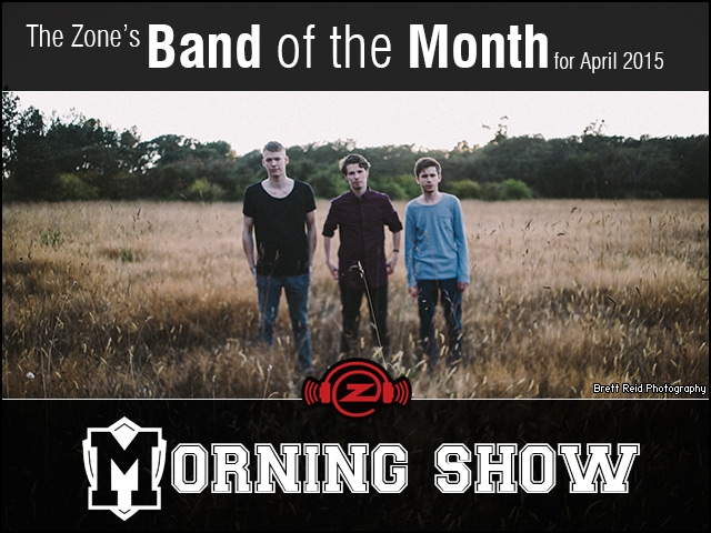 The Zone's Band of the Month is Morning Show