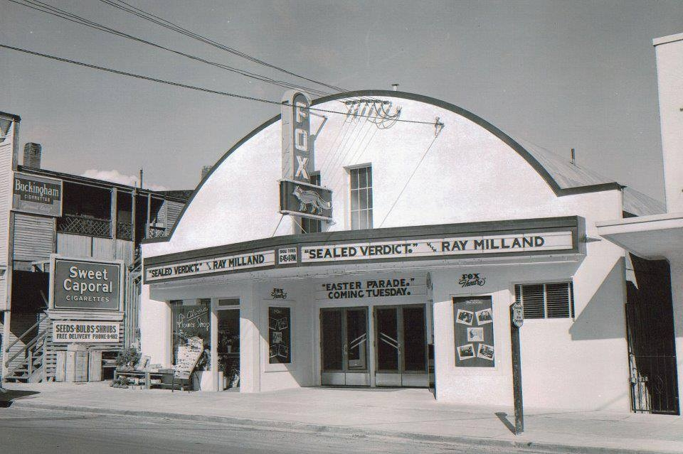 Fox Theatre (now Roxy) 1948