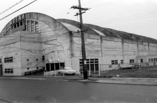 Memorial Arena 1925