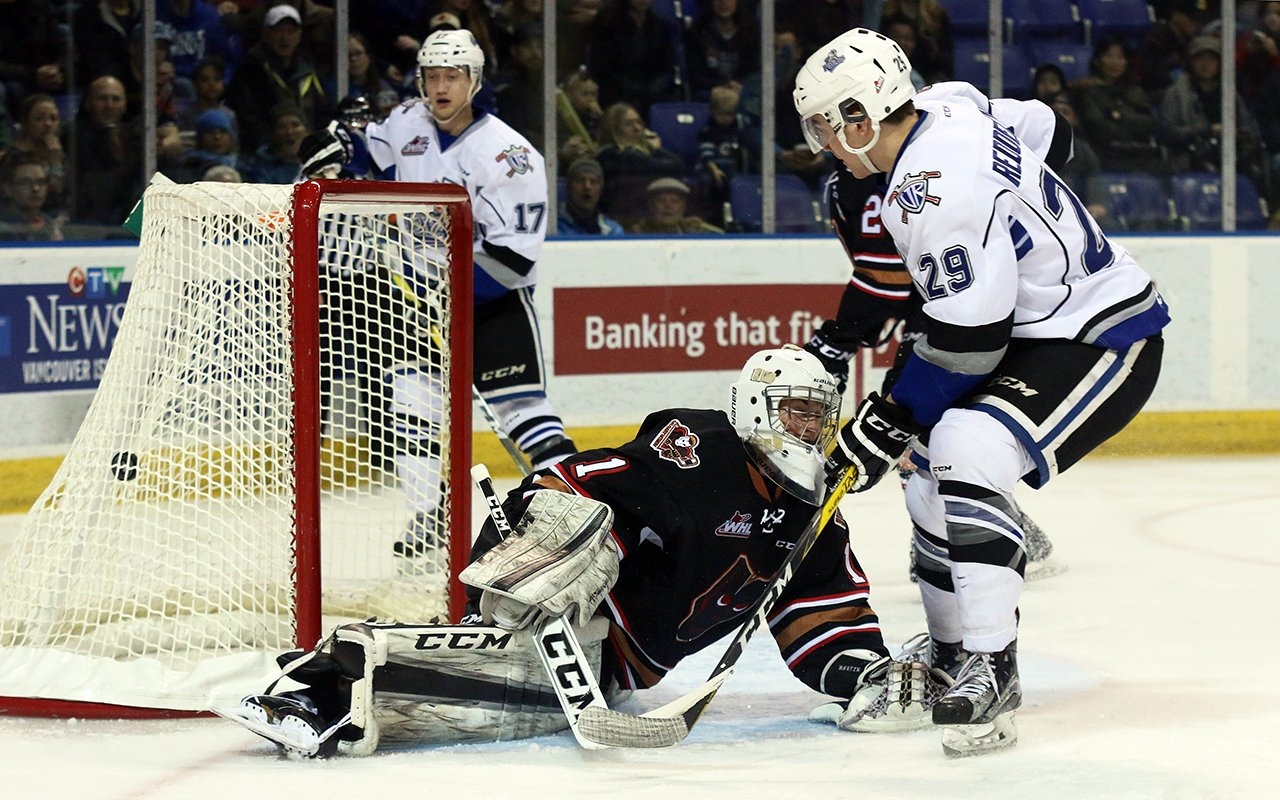 Royals Chaz Reddekopp scores shorthanded in 4-1 Victoria win over Calgary