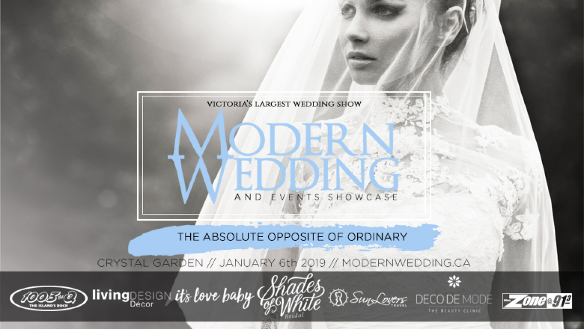 Win a $15,000 wedding package from The Modern Wedding Show!