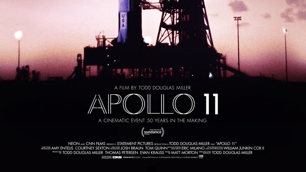 Win A Pair of Tickets to Apollo 11 | The Zone @ 91-3